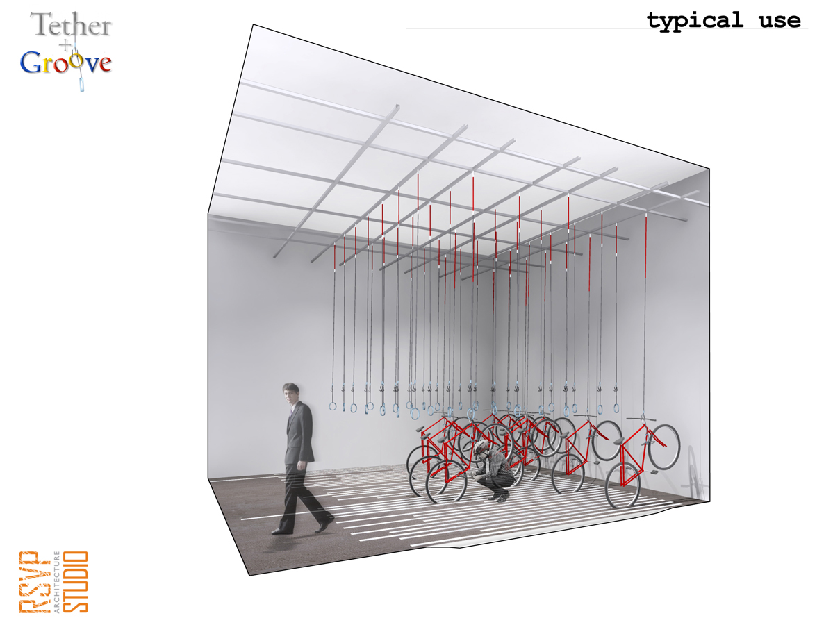Cityracks design competition the next generation of for Indoor cycle design